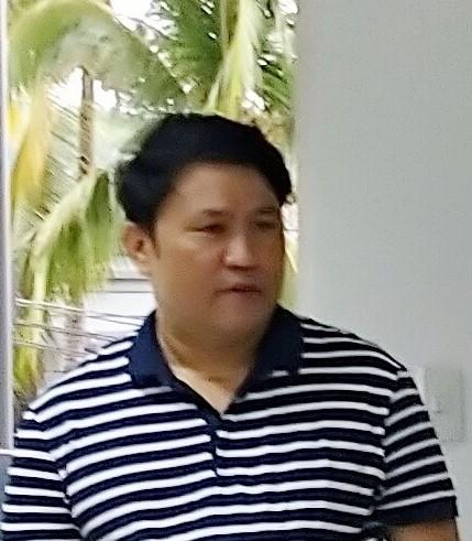 Dr. Rey D. Galua